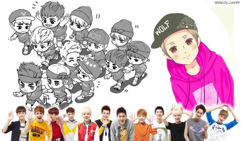 Juli 22, 2013 by EXO FanFiction Indonesia 10 Komentar