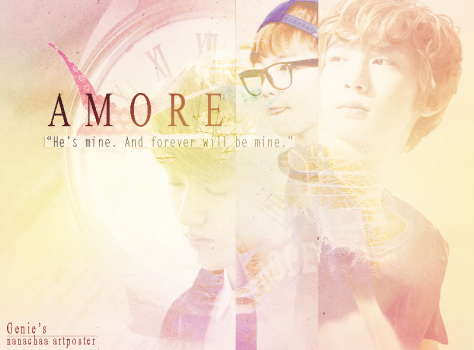 Poster - Amore