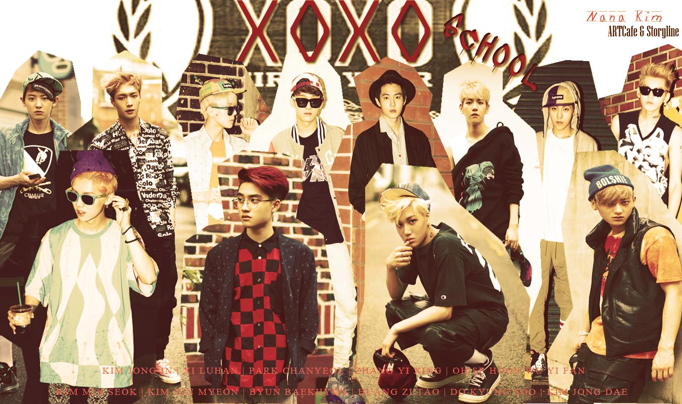 XOXO School 17 An Paling Absurd EXO FanFiction Indonesia