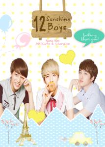 12 Sunshine Boys chapter 5