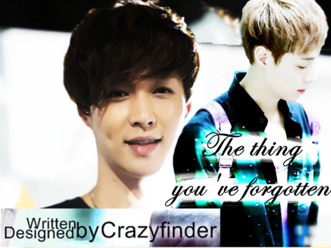 the thing you've forgotten
