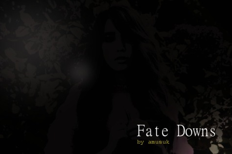 fate down (poster)