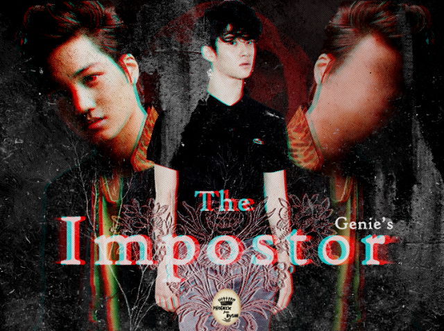 Poster - The Impostor's