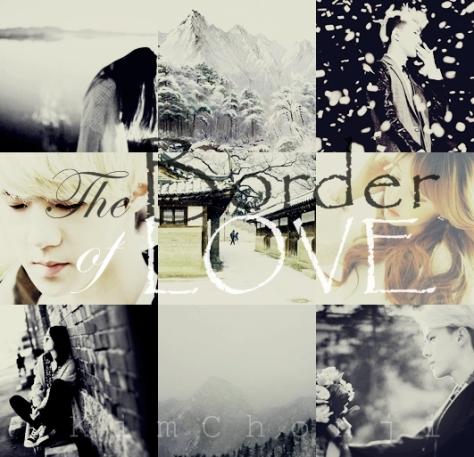 border of love