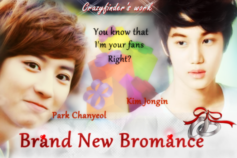 brand new bromance