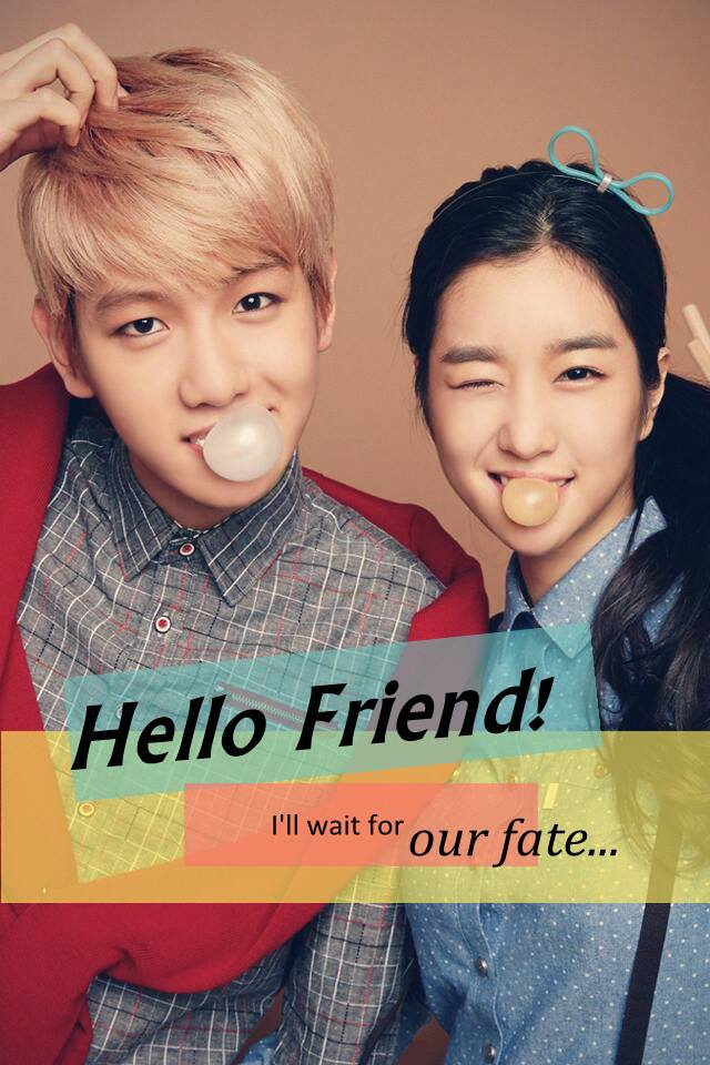 Hello Friend Chapter 1 Exo Fanfiction Indonesia
