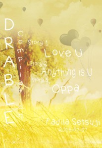 drabble compilation 2014