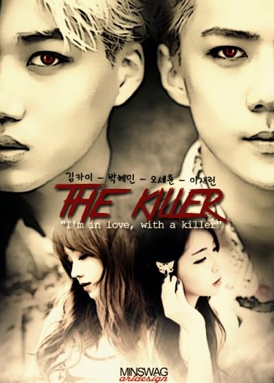 poster the killer