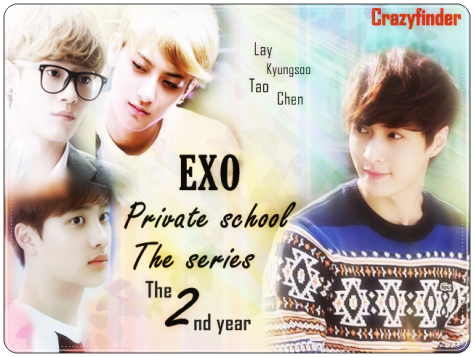EXO private school the series-The 2nd year 2