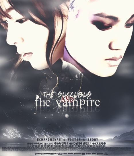 The Succubus and The Vampire by MINSWAG