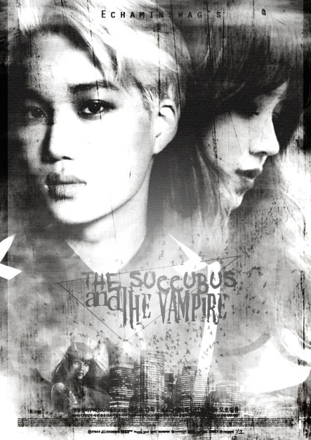 The Succubus and The Vampire Poster