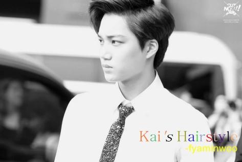 Kai hairstyle