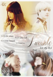 twinkle oh my star