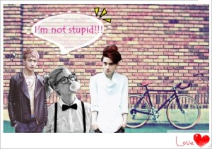 I'm Not Stupid! [poster]