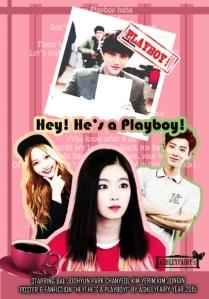 Hey! He's a Playboy!