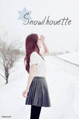 snowlhouette