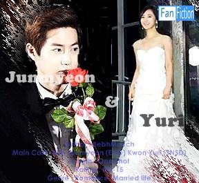 Junmyeon & Yuri (Ficlet)-Poster