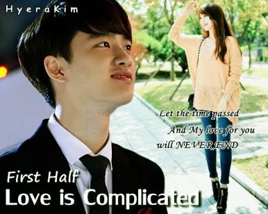 Love is Complicated First Half Do Kyungsoo
