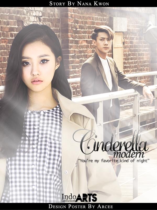 [EXOFFI] Freelance – Agusthina Eylis Setiowati - Nana Kwon - Freelance - Cinderella Modern (Chapter 8 )