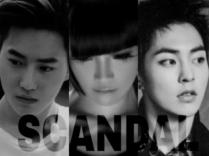 SCANDALcover