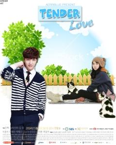 Tender Love Poster
