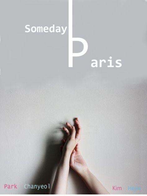 Poster Someday in Paris