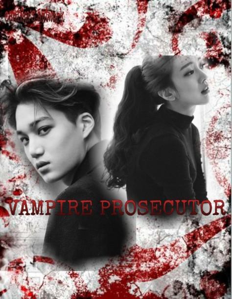 VAMPIRE PROSECUTOR FF POSTER