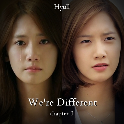 we're different 1