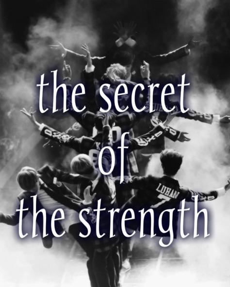 the secret of the strength 1