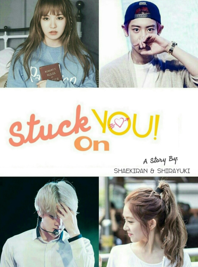 Stuck on You!