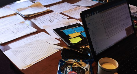 grading-papers-table