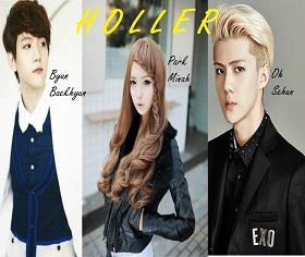 HOLLER chapter 05