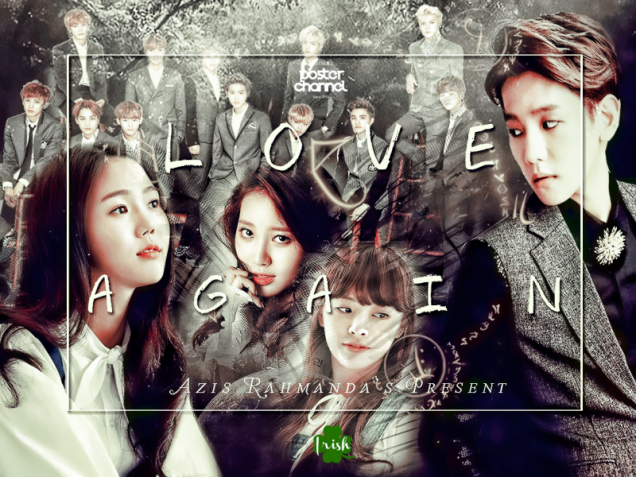 love again → Poster by IRISH @ Poster Channel ←