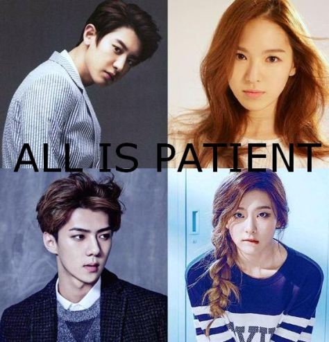 Poster All Is Patient