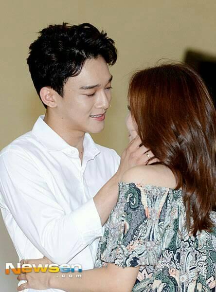 Chen Birthday Project Thanks Kim Jongdae Exo Fanfiction Indonesia