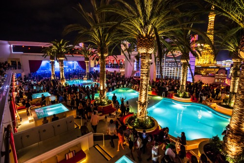 May 23, 2014: General View at Drai's Beach Club & Nightclub grand opening at The Cromwell in Las Vegas, NV. Mandatory Credit: INFphoto.com Ref.: infusny-244|sp|