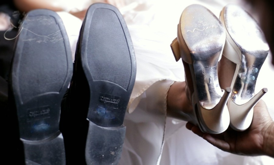 princeton-new-jersey-wedding-chapel-wedding-shoes-highlight-video