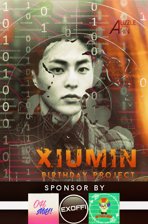 Xiumin birthday project exoffi