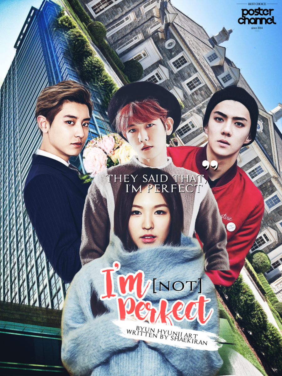 I'm (not) Perfect - poster