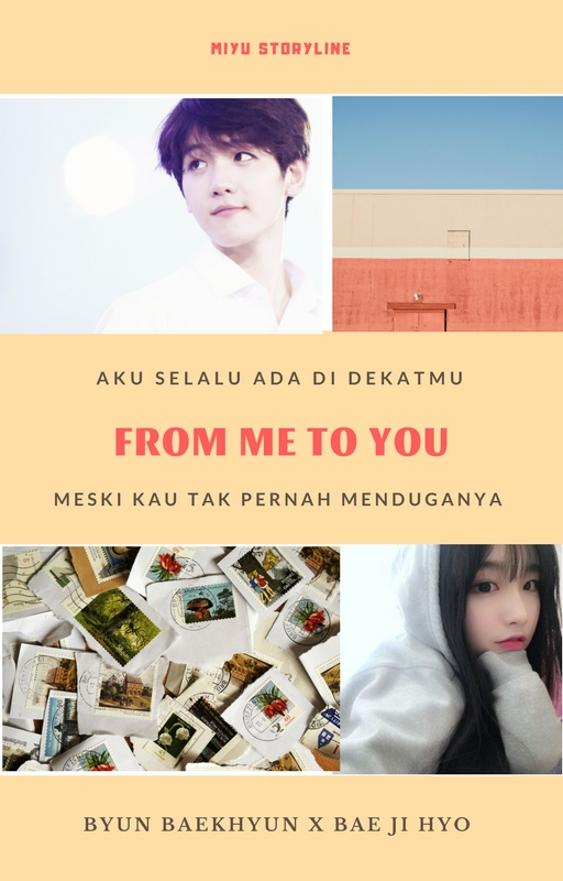 from me to you cover