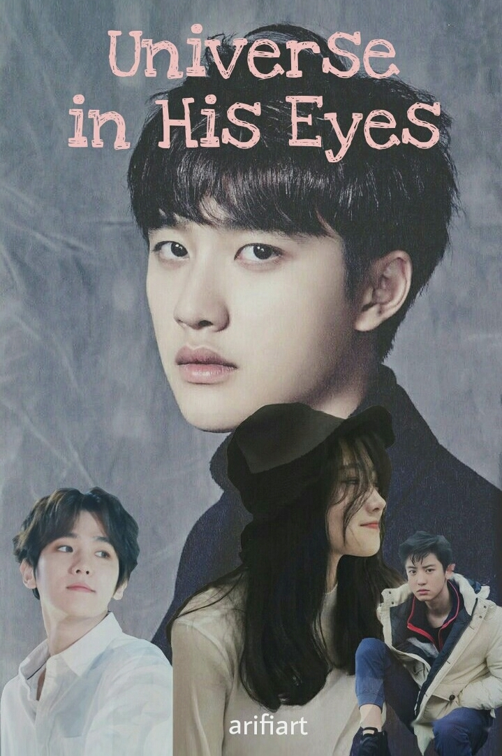 Universe in His Eyes (New)