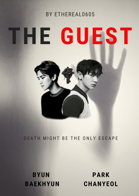 THE GUEST CHANBAEK POSTER